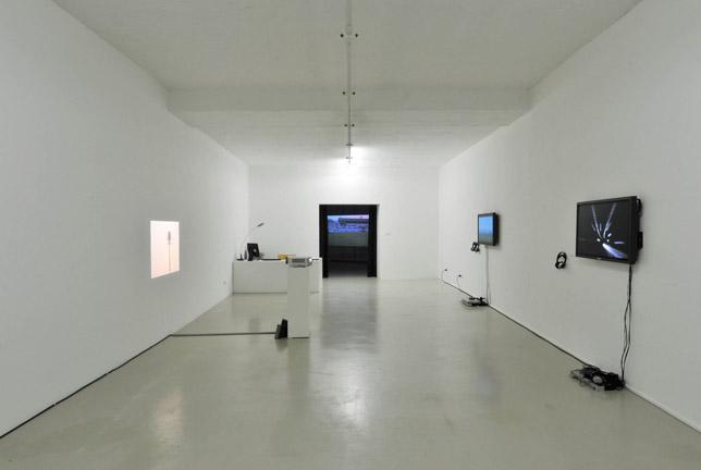 ar/ge kunst Galerie Museum, Bozen/Bolzano, Foto Ivo Corrà, 2012