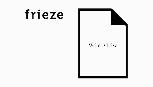frieze writer u0026 39 s prize 2014   call for curators