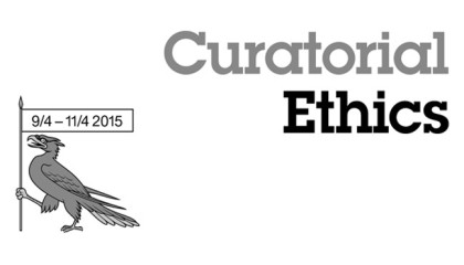 Curatorial Ethics