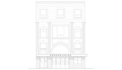 Mercer Facade Elevation (03-21-17-11-23-52)