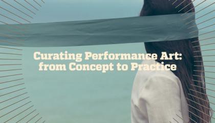 curating performance art - web